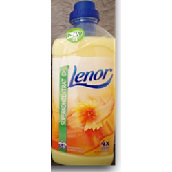 Lenor 58p 1.45l Super Koncentrat Summerbrise - żółty