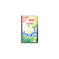 G&G zawieszka do WC 4pack Lemon